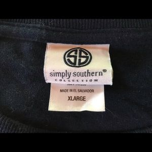 Simply Southern Tops - Simply Southern lot of 3 t shirts